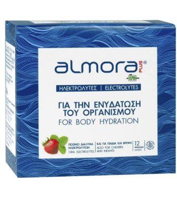 Almora-Plus-Ηλεκτρολύτες-12-Φακελάκια-e-sante.gr