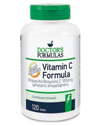 Doctor's-Formulas-Vitamin-C-120-tabs-e-sante.gr