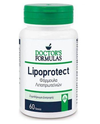 Doctor's-Formulas-Lipoprotect-60-caps-e-sante.gr