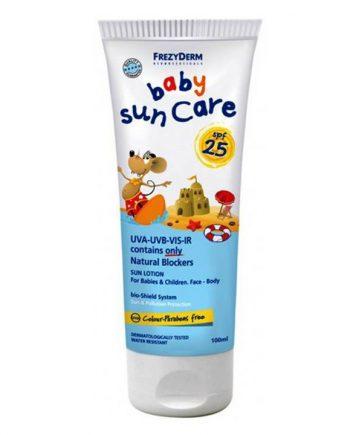 Frezyderm-Baby-Sun-Care-SPF-25-100-ml-e-sante.gr