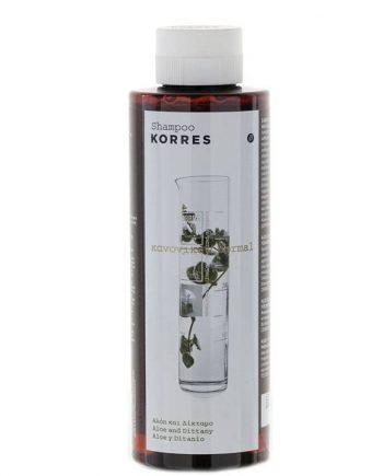 Korres Σαμπουάν Αλόη & Δίκταμο για Κανονικά Μαλλιά 250 ml