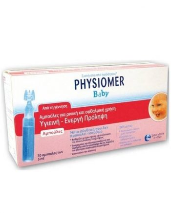 Physiomer Baby amp. 5mlx30