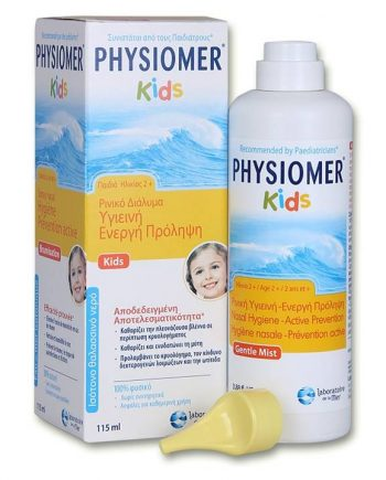 Physiomer Kids 2+ 115ml