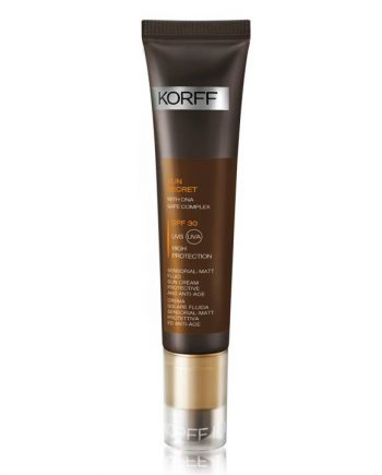 Korff Sun Secret Sensorial Matt Fluid Cream SPF50+ 40ml