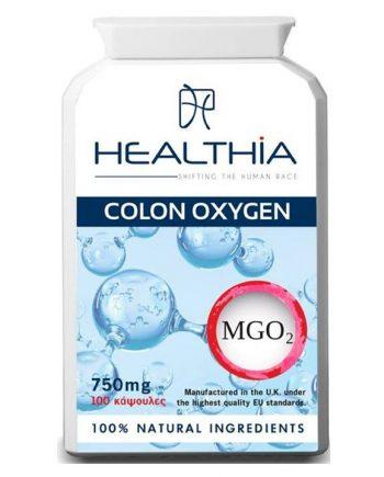 Healthia-Colon-Oxygen-750mg-100-caps