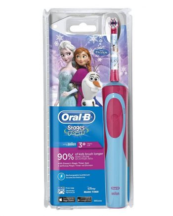 Oral-B-Stages-Power-Frozen-Παιδική-Επαναφορτιζόμενη-Οδοντόβουρτσα-3+ετών