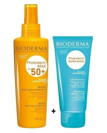 Bioderma-Photoderm-Max-Spray-Spf50-200ml-+-Δώρο-After-Sun-100ml-e-sante.gr