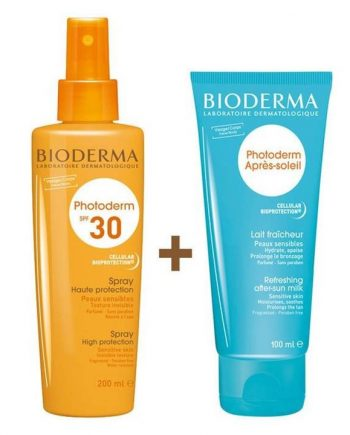 Bioderma-Photoderm-Spray-Spf30-200ml-+ Δώρο-After-Sun-100ml-e-sante.gr