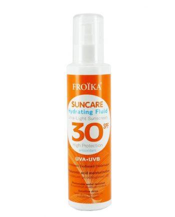 Froika-Suncare-Hydrating-Fluid-SPF30-150ml-e-sante.gr