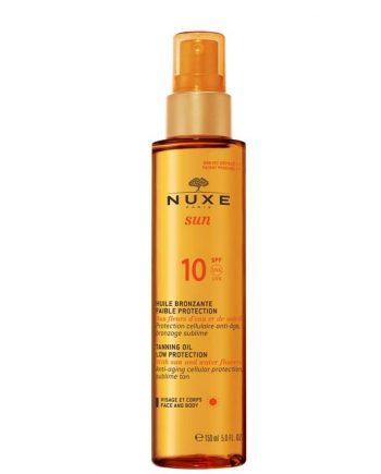 nuxe-sun-tanning-oil-spf10-150ml-e-sante.gr