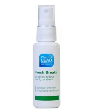 Vitorgan-Pharmalead-Fresh Breath-Δυόσμος-30-ml-e-sante.gr