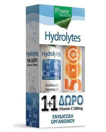Power-Health-Hydrolytes-20-eff-tabs-Vitamin-C-500mg-20-eff-tabs-e-sante.gr