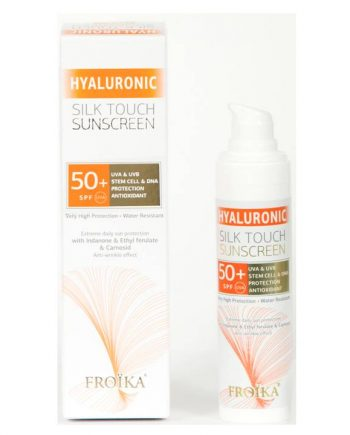 froika-hyaluronic-silk-touch-sunscreen-spf50-40ml-e-sante.gr