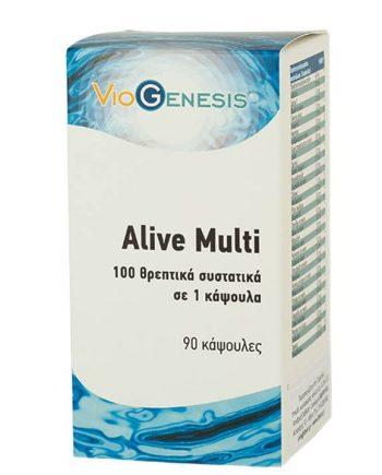 Viogenesis-Alive-Multi-90-Caps-e-sante.gr