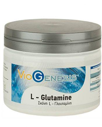 Viogenesis-L-Glutamine-Powder-250gr-e-sante.gr