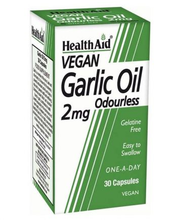 Health-Aid-Garlic-Oil-2mg-30-Caps-e-sante.gr