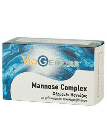 Viogenesis-Mannose-Complex-60-Caps-e-sante.gr
