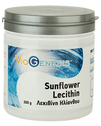 Viogenesis-Sunflower-Lecithin-Powder-300gr-e-sante,gr
