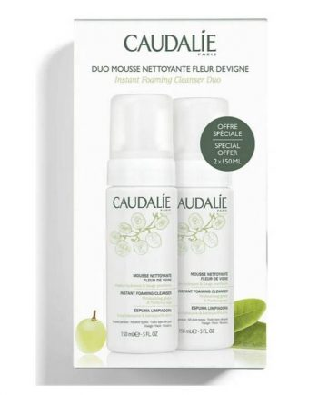 Caudalie-promo-Instant-Foaming-Cleanser-Set-2x150ml-e-sante.gr
