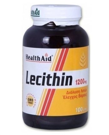 Health-Aid-Lecithin-1200mg-100-caps-e-sante.gr