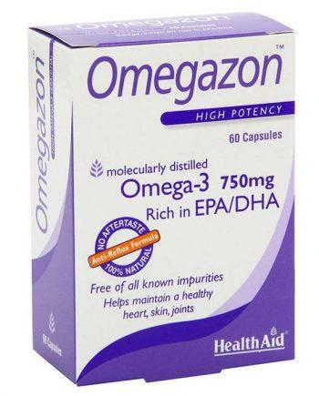 Health-Aid-Omegazon-60-caps-e-sante.gr