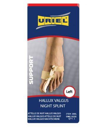 Uriel-Θεραπευτική-Συσκευή-για-Κότσι-388L-για-Αριστερό-Πόδι-Ένα-Μέγεθος-e-sante.gr