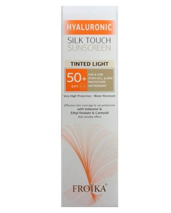 Froika-Hyaluronic-Silk-Touch-Sunscreen-Tinted-Light-Spf50-40ml-e-sante.gr