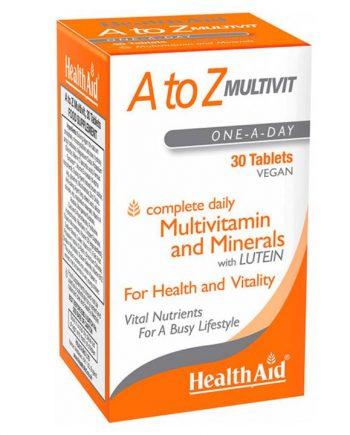 Health-Aid-A-To-Z-Multivit-90tabs-e-sante.gr