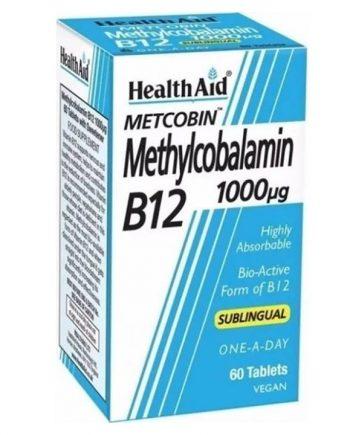 health-aid-metcobin-methylcobalamin-b12-1000mg-60tabs-e-sante.gr