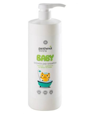 Panthenol-Extra-Baby-2 in 1-Shampoo-Bath-1000ml-e-sante.gr