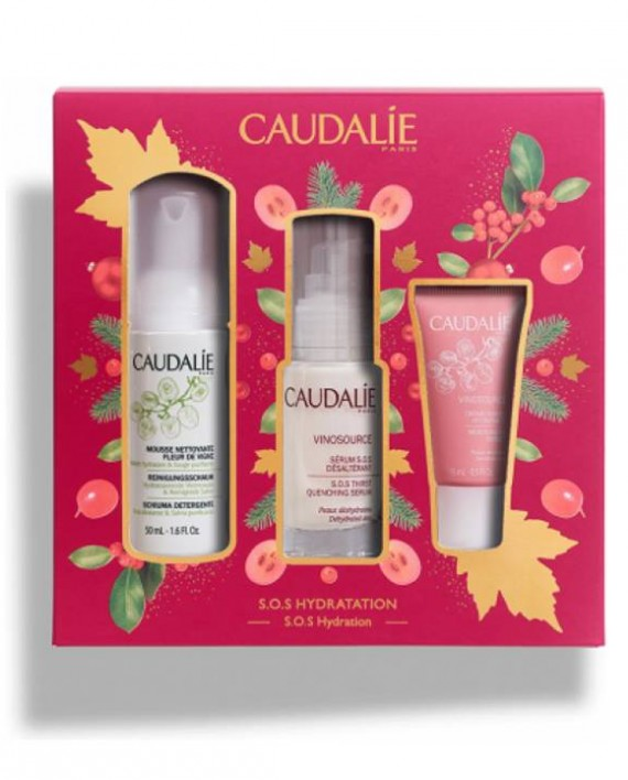 Caudalie-Promo-Vinosource-Serum-30ml-Cleansing-Foam-50ml-Vinosource-Moisturizing-Sorbet-15ml-e-sante.gr