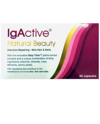 IgActive-Natural-Beauty-Intensive-Skin-Hair-Nails-60-Caps-e-sante.gr